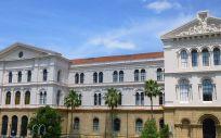 Fachada exterior de la Universidad de Deusto