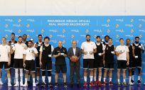 El Real Madrid Baloncesto