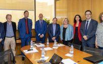 Miembros que han formado parte de la reunión para reactivar el Plan de Acción de la Estrategia Española en TEA