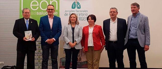 Inauguración de las IX Jornadas Nacionales de Respiratorio de la Sociedad Española de Médicos de Atención Primaria (SEMERGEN)
