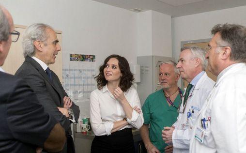 La preferencia de los gerentes de hospitales de Madrid es la continuidad de Ruiz Escudero