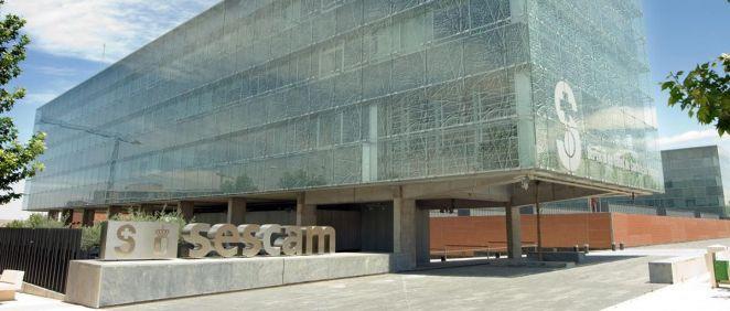 Sede del Servicio de Salud de Castilla-La Mancha (Foto. Sescam)
