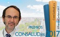 """Jorge Sierra, presidente de la SEHH, recogerá el premio a """"Sociedad científica del año"""""""