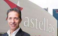 José María Martín Dueñas, director general de Astellas Pharma