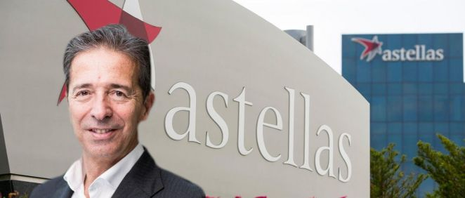 José María Martín Dueñas, director general de Astellas Pharma