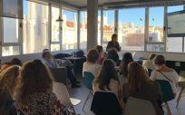 Pediatras madrileños en el curso Actualización en Enuresis desde Atención Primaria