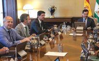 El Consejo de Gobierno de la Junta de Andalucía ha aprobado el proyecto de Presupuestos autonómicos para el 2019 (Foto: @AndaluciaJunta)