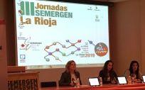 Celebración de las III Jornadas de Semergen La Rioja