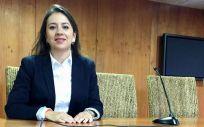 Yaneth Giraldo, diputada de Ciudadanos en las Cortes Valencianas.