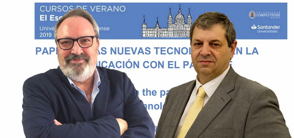 El curso está dirigido por Antonio López Farré y Juan Blanco Coronado