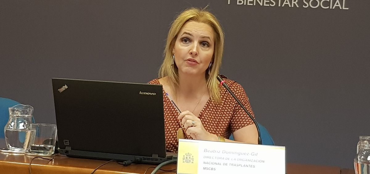 Beatriz Domínguez-Gil, directora general de la ONT.