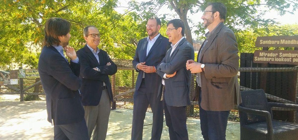 Manuel Villegas inaugura la campaña verano hemodonación