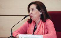 Margarita Robles, ministra de Defensa en funciones.